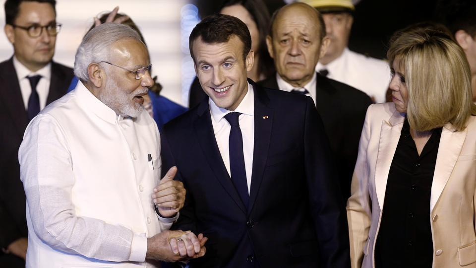 India, France agree to step up cooperation in space tech