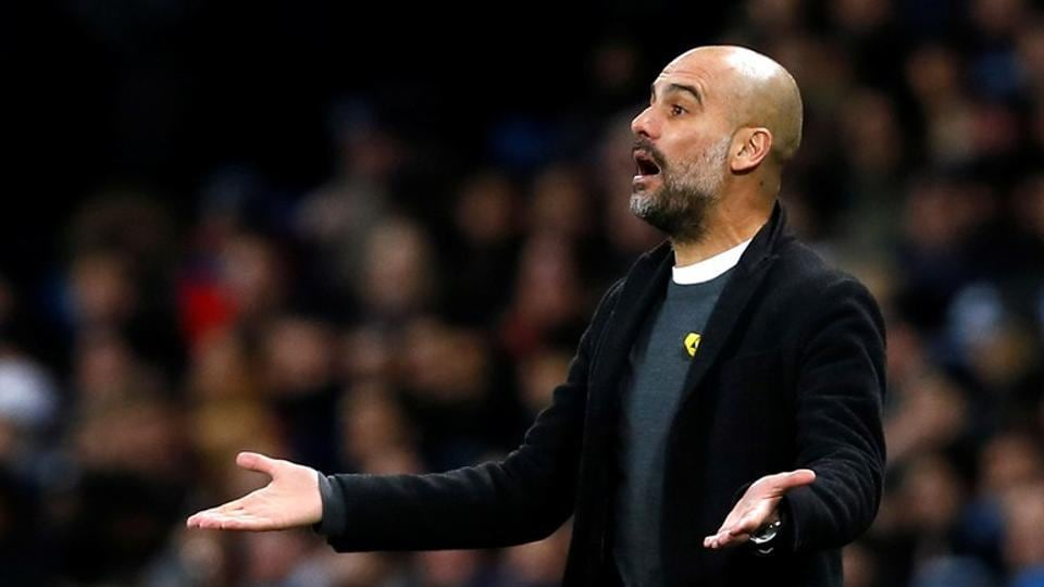Pep Guardiola,Manchester City FC,Premier League