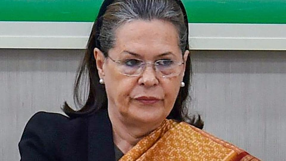 Sonia attacks Modi government, says freedom under 'sustained assault'
