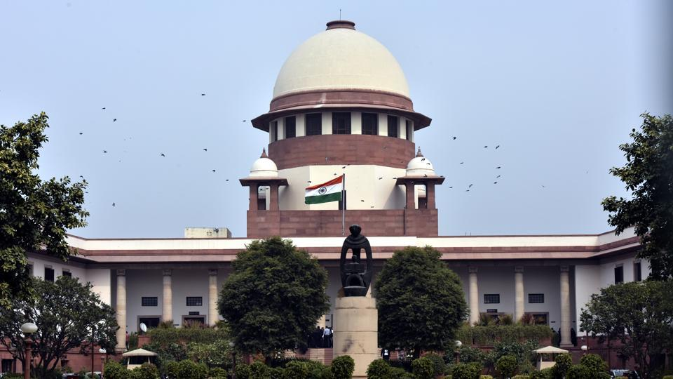 Individuals have a right to die with dignity, the Supreme Court said on Friday in a landmark verdict that permits the removal of life-support systems for the terminally ill or those in incurable comas. Passive euthanasia, will apply only to a terminally ill person with no hope of recovery, a panel of five judges said. (Sonu Mehta / HT File)