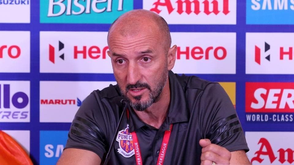 Ranko Popovic, FC Pune City coach, had been found guilty of abusing and insulting match officials and was imposed with sanctions earlier in the season too.