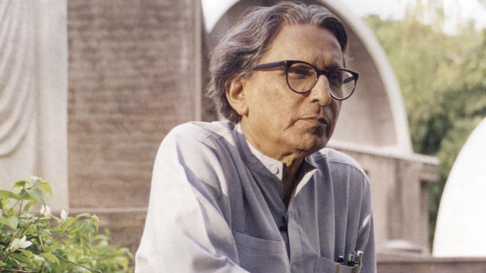 Gallery: Balkrishna Doshi becomes India's first Pritzker Architecture Prize victor