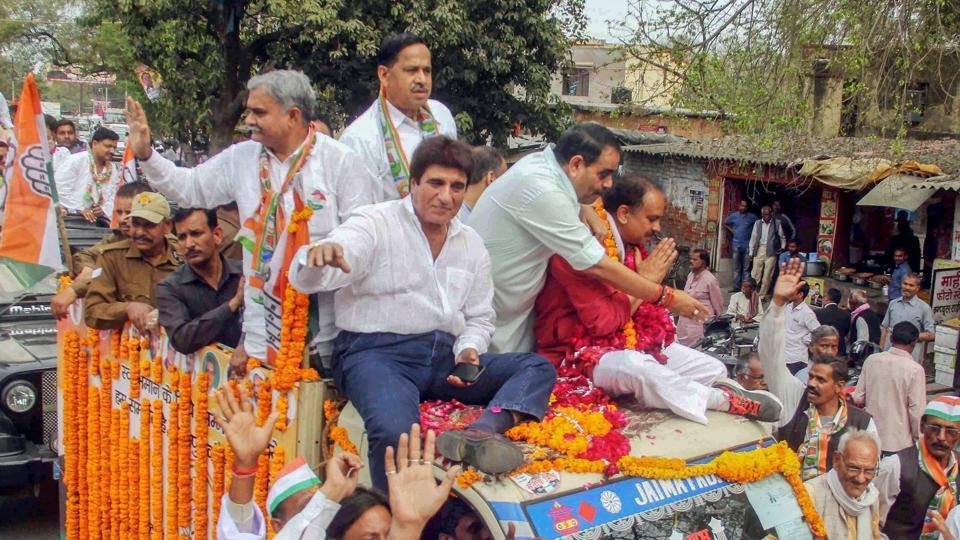BJP's Northeast Win Behind SP-BSP