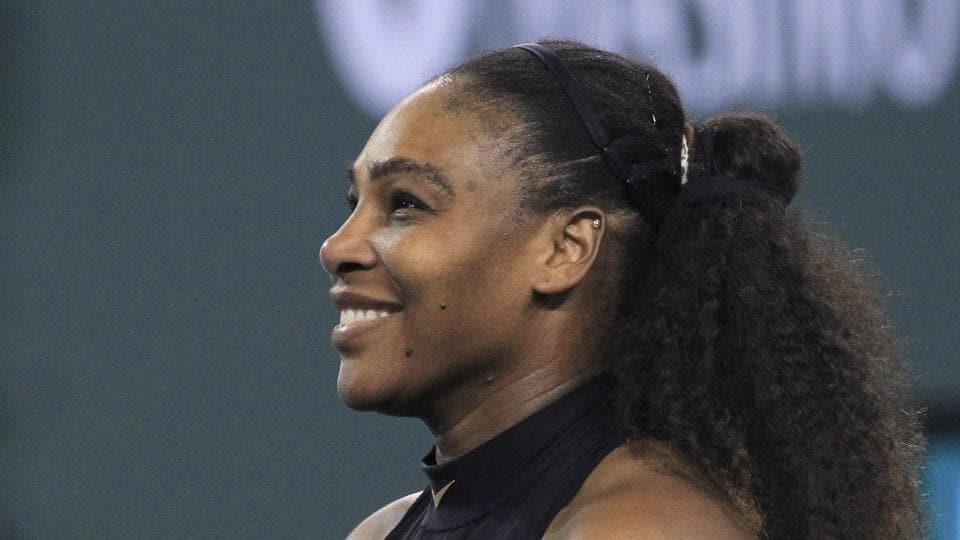 Serena Williams,Indian Wells,Zarina Diyas