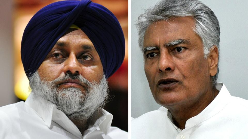 Punjab Congress president Sunil Jakhar dismissed SAD president Sukhbir Singh Badal's allegations that Congress legislators are interfering in the functioning of the government.