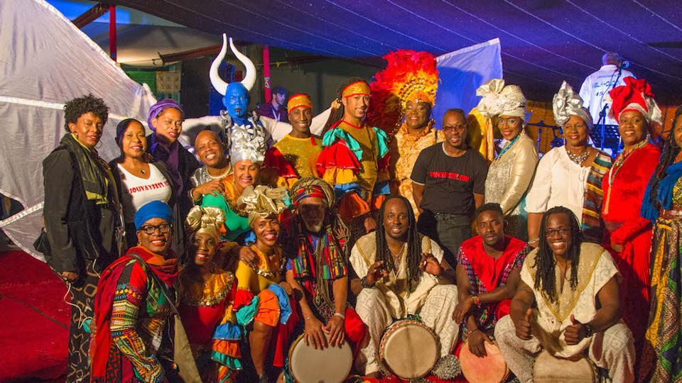 Music, theatre, dance: Thousand artists from 50 countries to