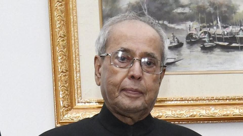 Pranab Mukherjee,Pranab Mukherjee Foundation,Former Indian President