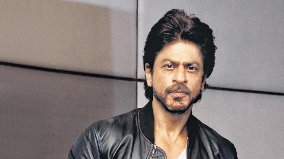 Shah Rukh Khan,AbRam Khan,Zero