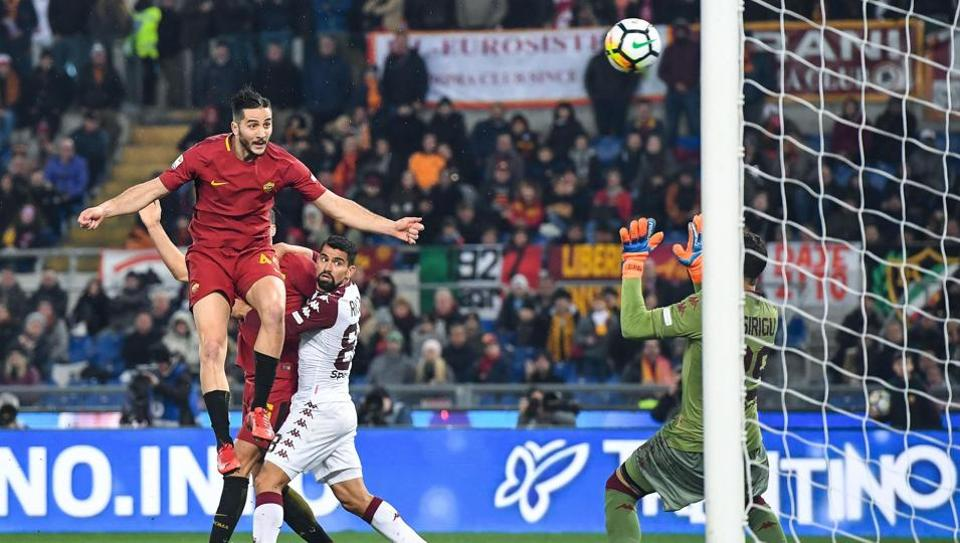 AS Roma put aside heartbreak to beat Torino 3-0 in Serie A