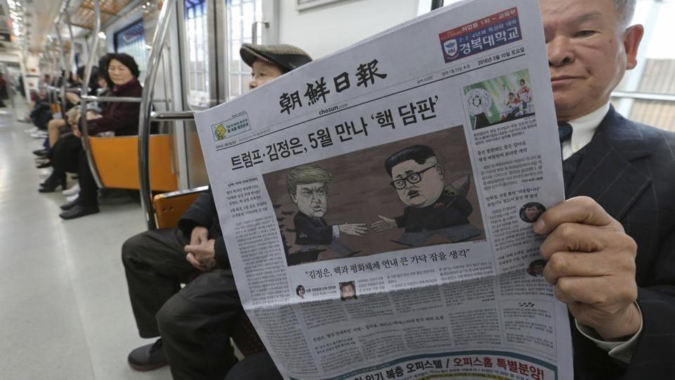 Donald Trump,Kim Jong-Un,Korean Peninsula
