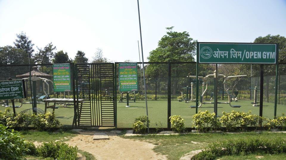 Ghaziabad Development Authority,GDA,Swarn Jayanti Park