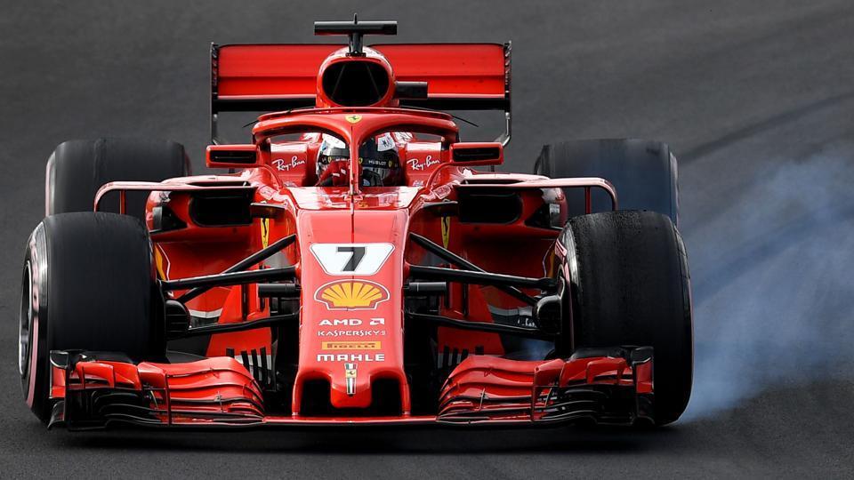 Formula One: Ferrari's Kimi Raikkonen fastest on final day of F1 pre