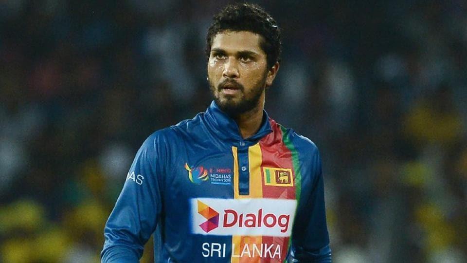 Dinesh Chandimal will miss Sri Lanka's upcoming T20 games against India and Bangladesh.