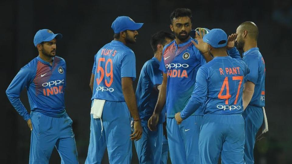 Live streaming of India vs Sri Lanka, Nidahas Trophy T20 Tri-Nation series, Colombo, was available online. Riding on Shardul Thakur's 4/27 and contributions from Manish Pandey and Dinesh Karthik, India beat Sri Lanka by six wickets in their third game of the Nidahas Trophy T20 tri-nation series in Colombo.