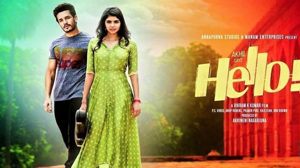 Hello! starred Akhil Akkineni and Kalyani Priyadarshan.