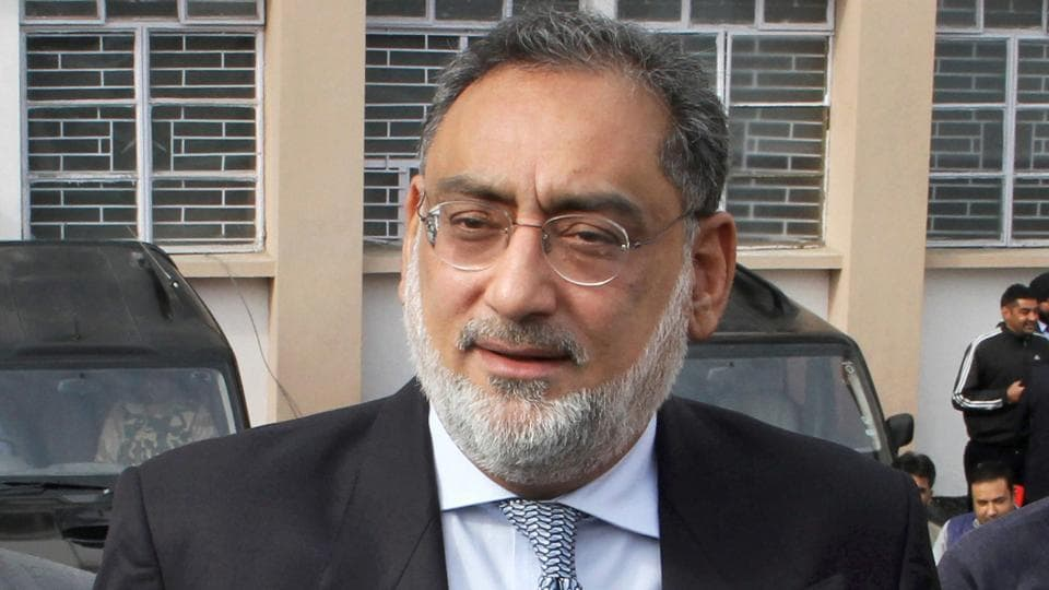 J&K finance minister Haseeb Drabu poised to be dropped from cabinet