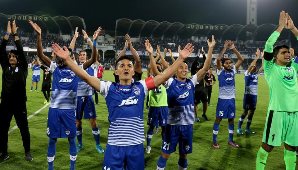 Sunil Chettri,Indian Super League,ISL