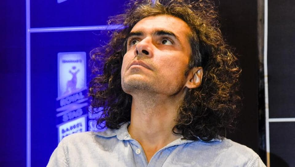 Imtiaz Ali in conversation with HT in Pune, India on November 18, 2017. (Photo by Sanket Wankhade/HT PHOTO)