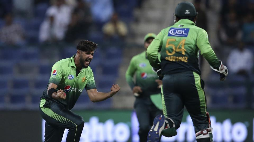 Pakistan's Imad Wasim was involved in a verbal spat with Rahat Ali in a Pakistan Super League match.