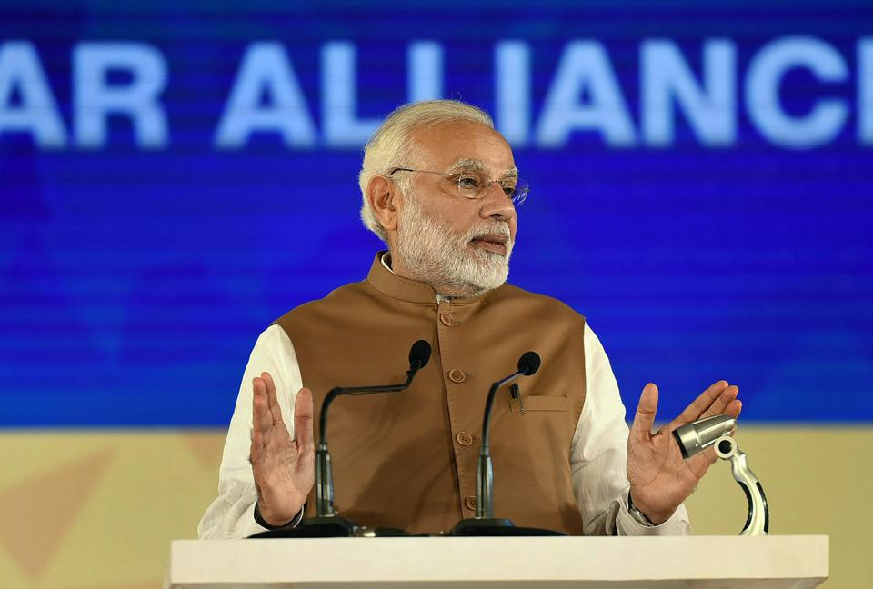 Prime Minister Narendra Modi will travel to Britain to attend the Commonwealth Heads of Government Meeting, which is scheduled from April 16-20.