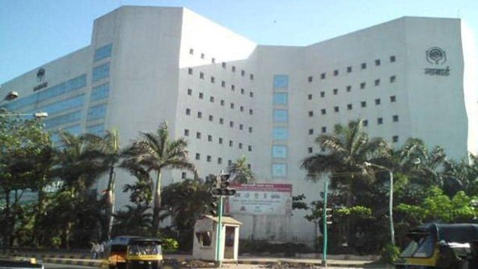 A file photo of Nabard headquarters in Mumbai.