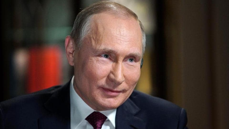 Putin 'couldn't care less' if Russians were involved in hacking USA election
