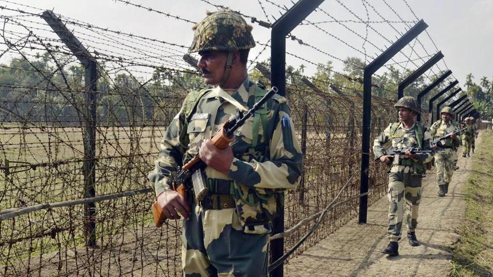 Indian borders,Porous borders,India-Bangladesh border