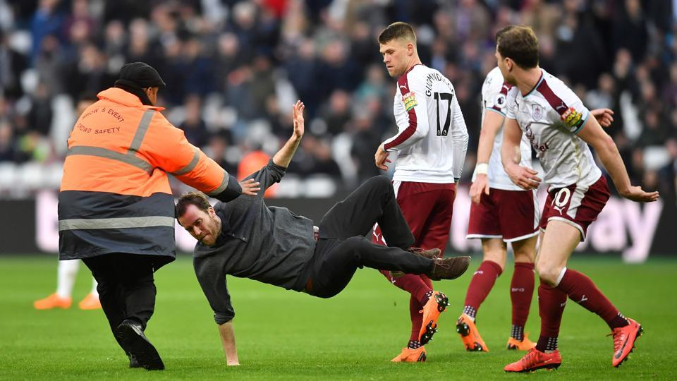 West Ham United launch probe into crowd trouble at London Stadium