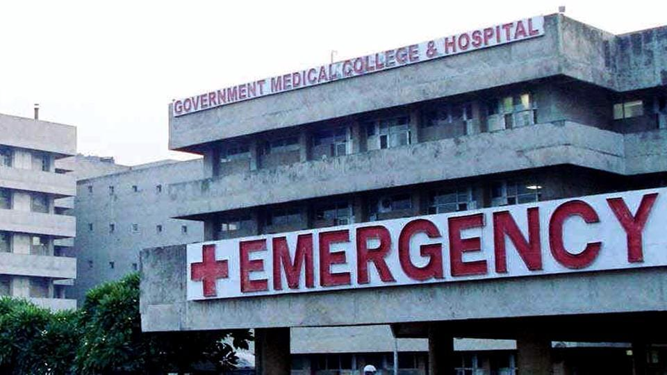Cap on age limit,GMCH-32,Government Medical College and Hospital