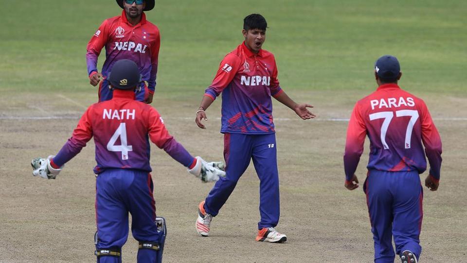 Live cricket score,Nepal vs Hong Kong live,NEP vs HKG live