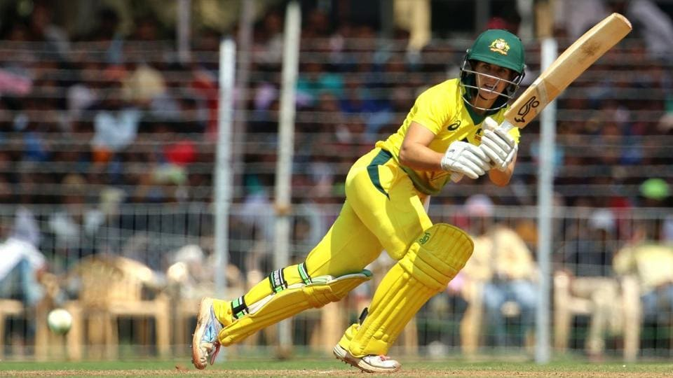 India women all out for 200 against Australia