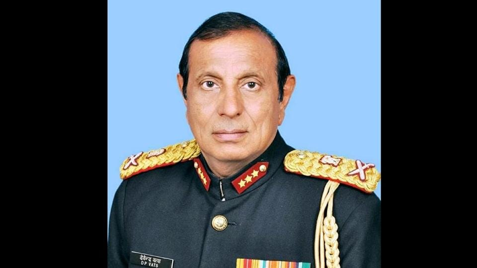 Lieutenant General DP Vats (retd) is former chairman of the HPSC.