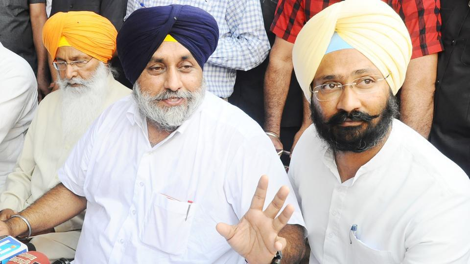 "At the ""Poll Khol"" rally, Sukhbir also cornered the government over its ""failure"" to curb drug problem."