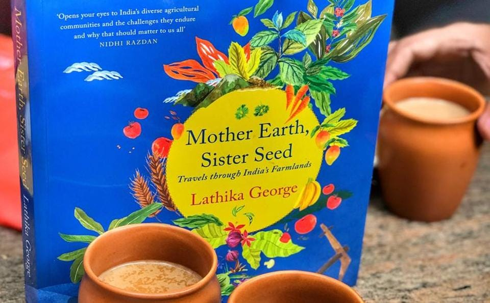 Lathika George,Penguin,Mother Earth Sister Seed