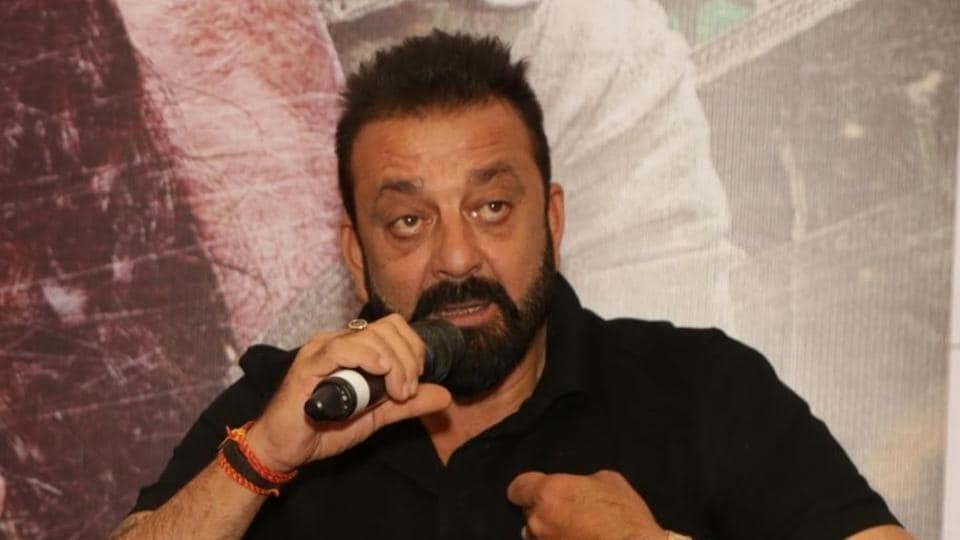 Actor Sanjay Dutt returned to big screen in a full fledged role in 2017 with the film Bhoomi.