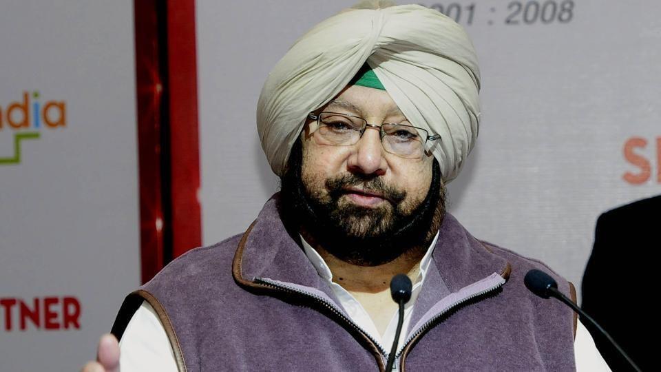 Captain Amarinder Singh,Punjab,drug-free Punjab