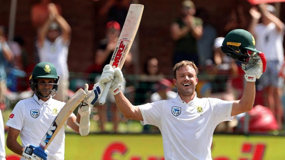 Image result for 126* vs Australia, 2nd Test, Elizabeth, 2018