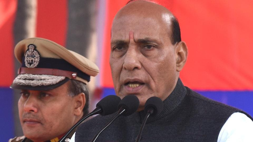 Home Minister,Rajnath Singh,Integrated check post