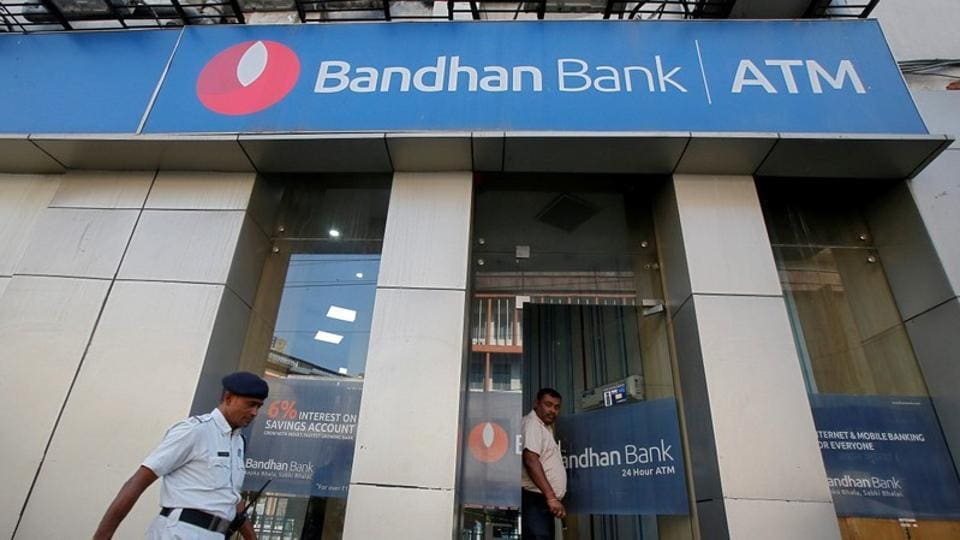 Bandhan Bank is the first instance in India of a  a micro-finance entity transforming into a universal bank.