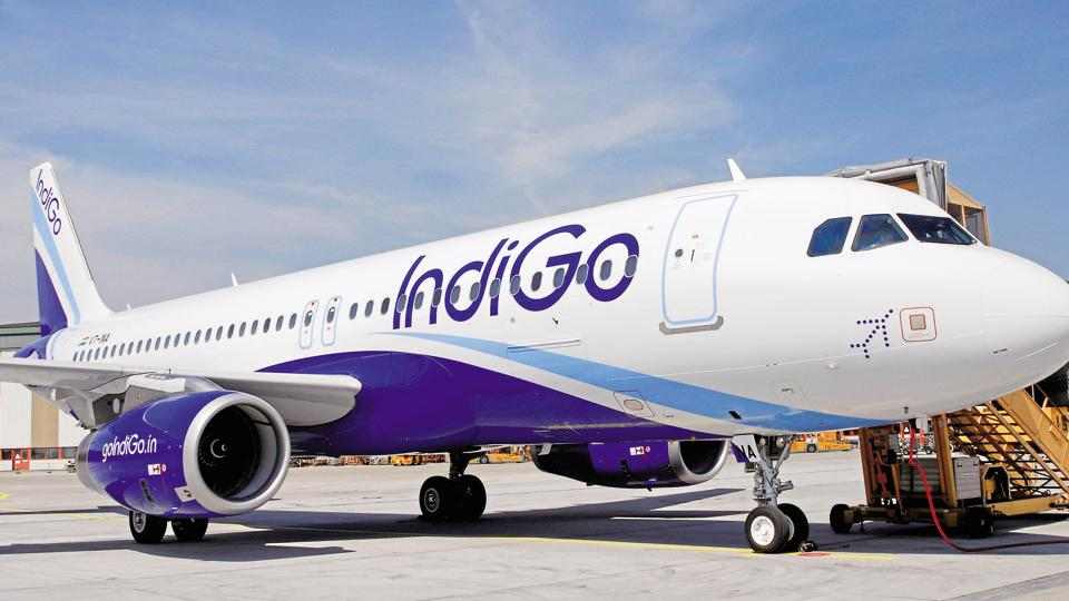 An airport director said the pilot of Airbus A320 Neo plane reported of engine failure and requested for returning the flight to Ahmedabad.