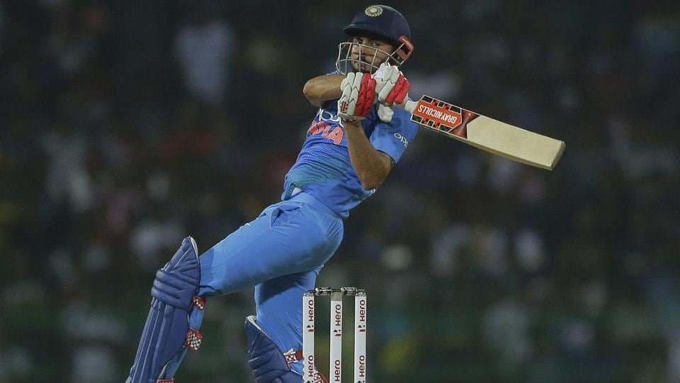 Follow full cricket score of India vs Sri Lanka, Nidahas Trophy tri-nation T20 match in Colombo here. India beat Sri Lanka by six wickets in their third game of the Nidahas Trophy T20 tri-nation series in Colombo.