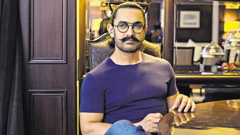 Actor Aamir Khan says that it thrills him that people all over the world enjoy his work.