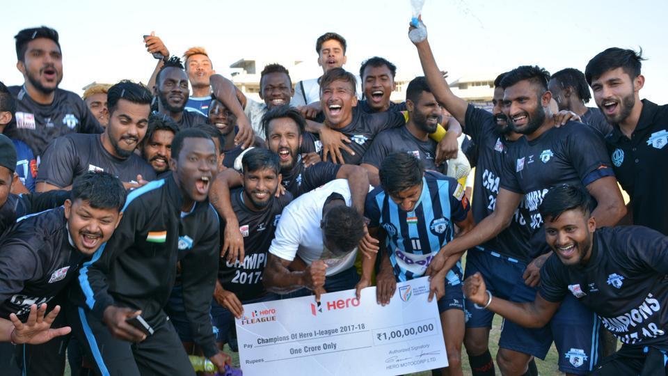 Minerva Punjab FC,Jamshedpur FC,I-League