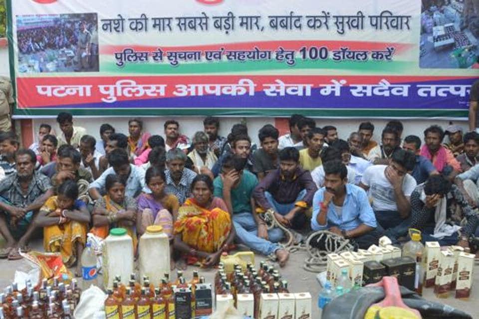 liquor ban,liquor ban in Bihar