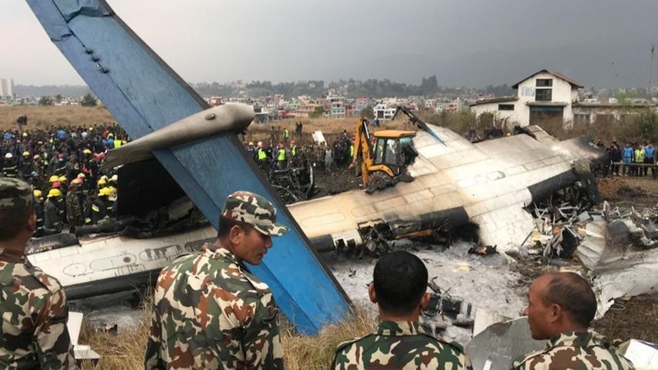 US-Bangla air crash,Kathmandu airport plane crash,Deadliest air crashes in history