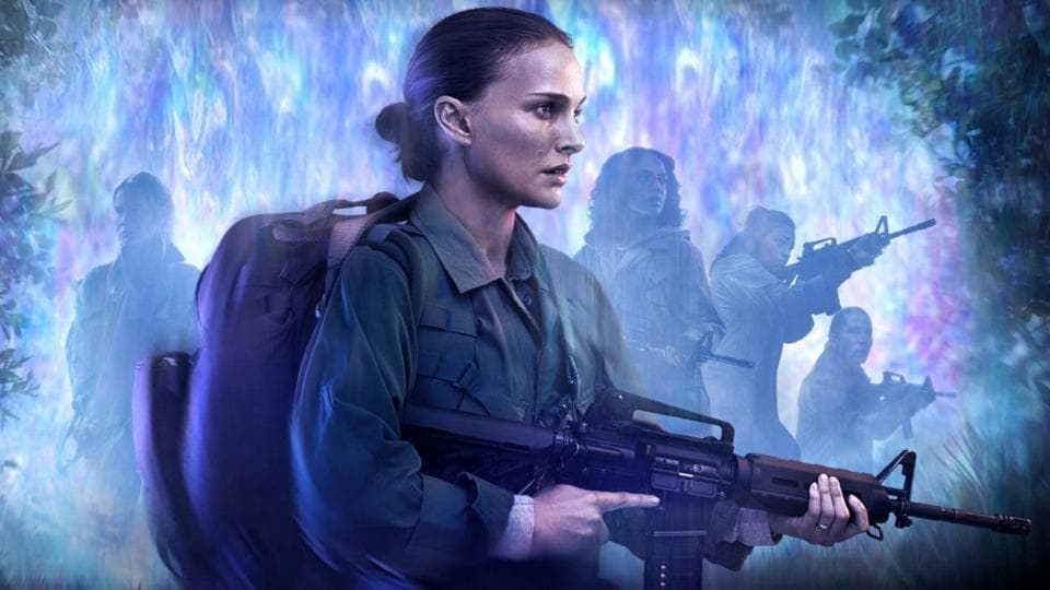 Annihilation,Annihilation Review,Annihilation Movie Review