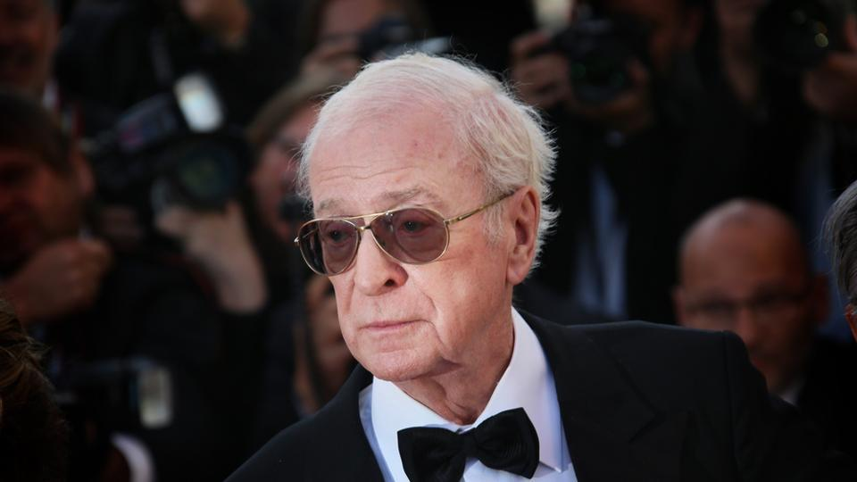 Michael Caine worked with Woody Allen in Hannah and her Sisters.