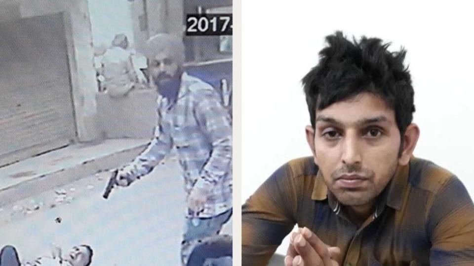 Saraj Mintoo,Gangster Bobby,extortion racket