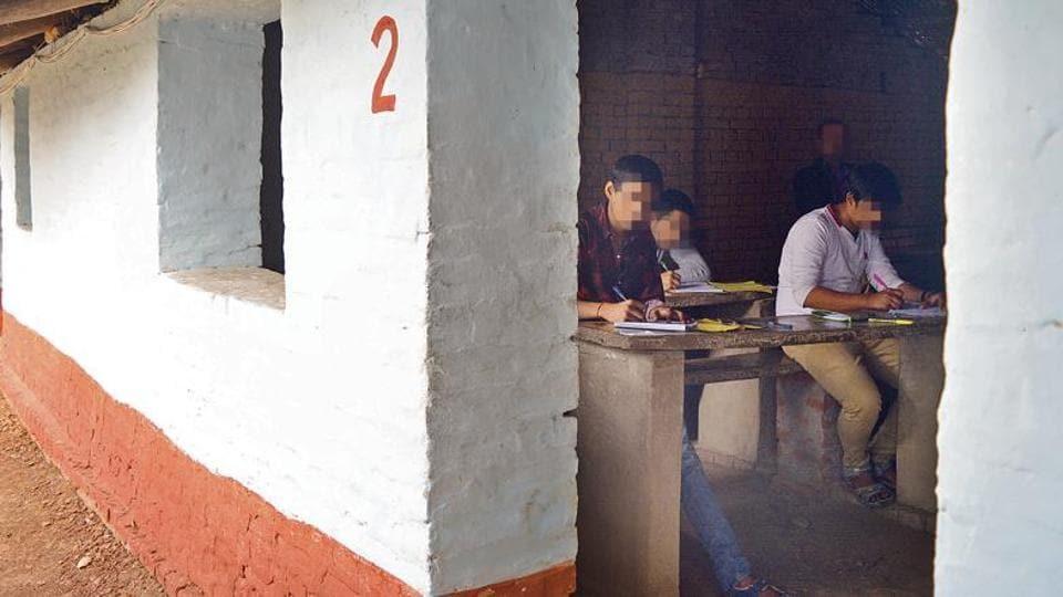 Cheating,Exam cheating,Uttar Pradesh