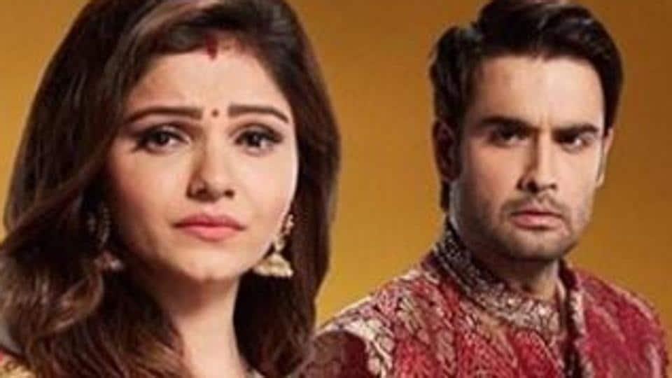 Rubina Dilaik plays a transgender Soumya in the ongoing TV show Shakti — Astitva Ke Ehsaas Ki.
